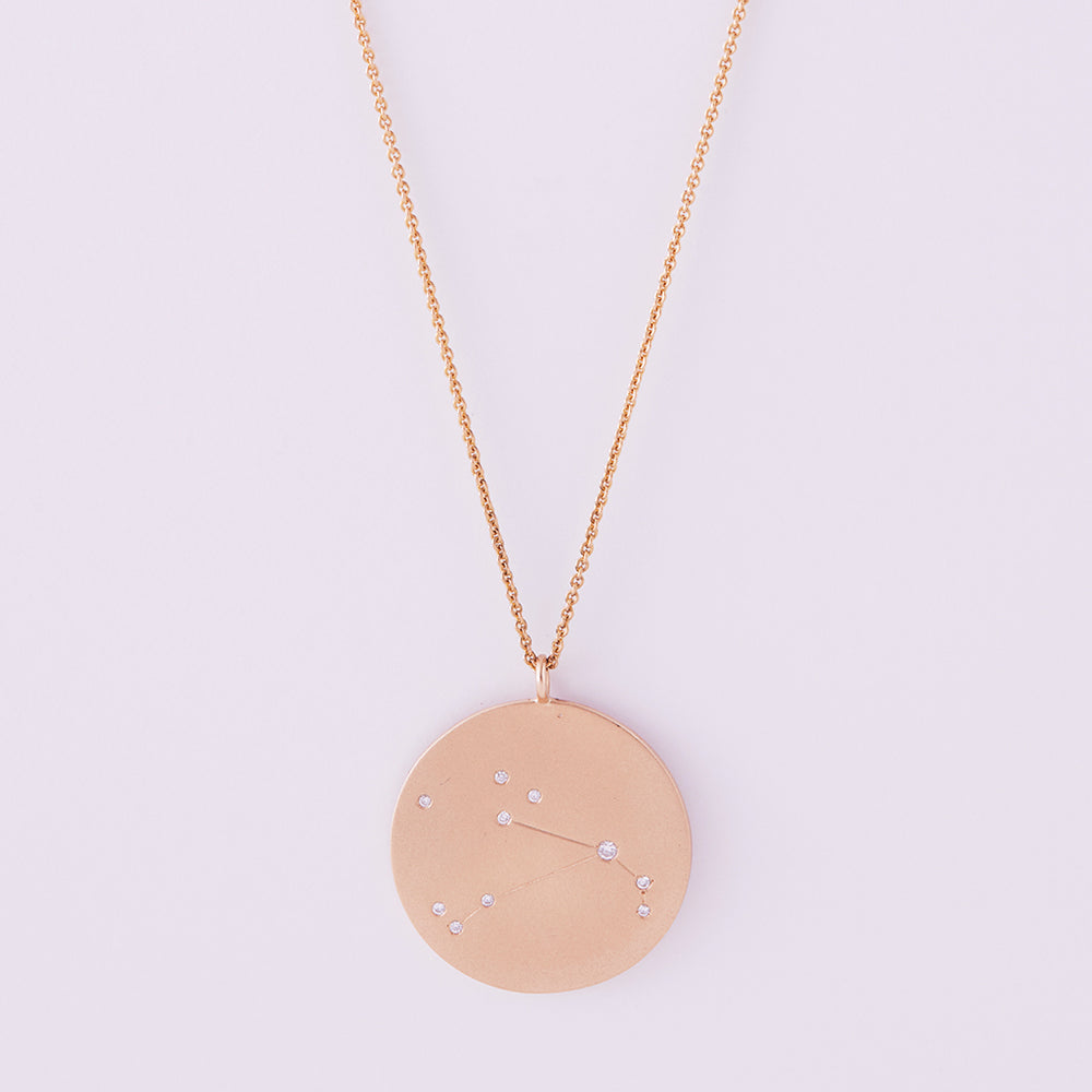 Astral Necklace Aries