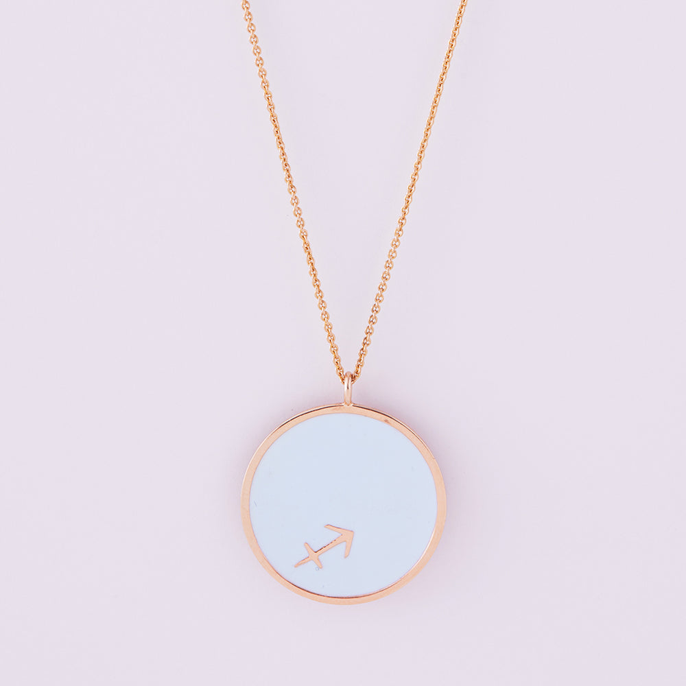 Astral Necklace Sagittarius