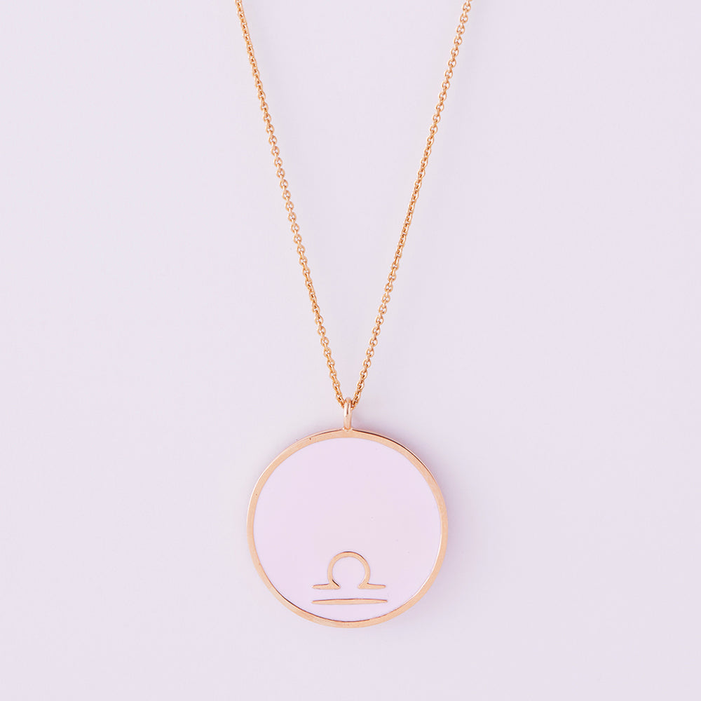 Astral Necklace Libra