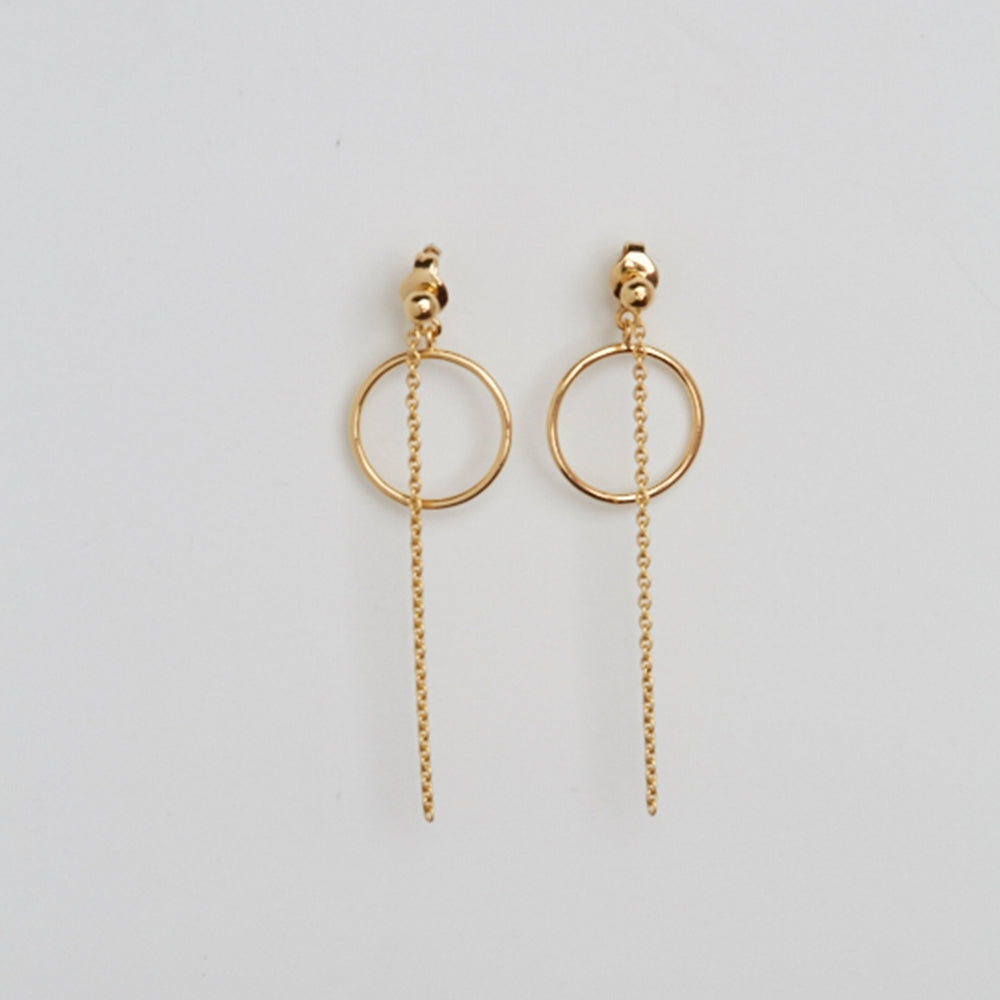 Square the Circle Earrings