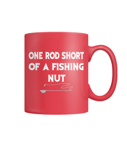 One Rod Short Mug