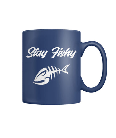 Stay Fishy Mug