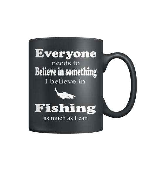 Believe In Fishing