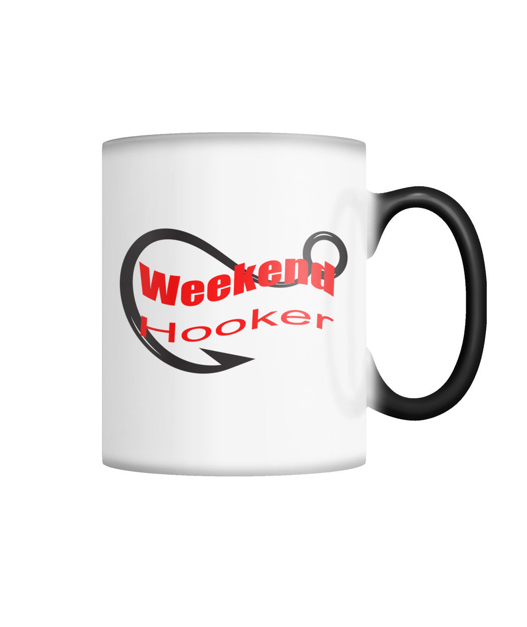 Weekend Hooker Mug Color Changing Mug