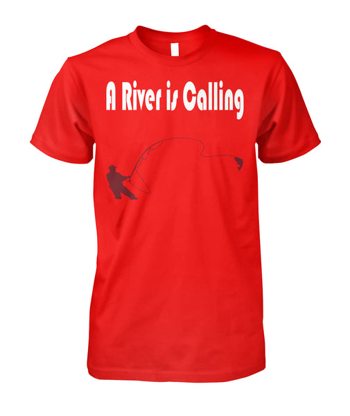 A River is Calling T
