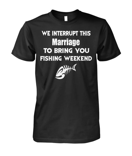 Interrupt This Marriage Tee