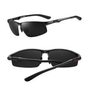 Aluminum Magnesium Polarized Glasses.