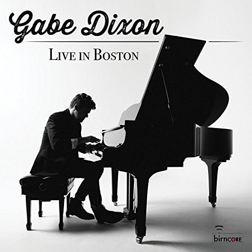 CD - Live In Boston