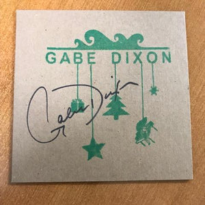 Autographed The Christmas EP