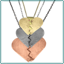healing hearts heart pendant necklace heart pendant heart necklaces