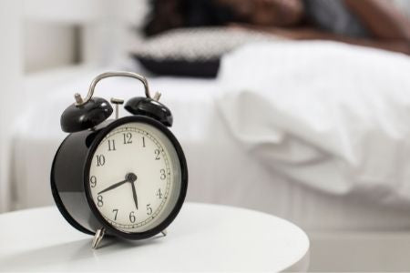 Best Ways to Rest - Bed - Set alarm so you wont need to worry