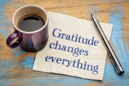 Gratitude Changes Everything  Be Grateful