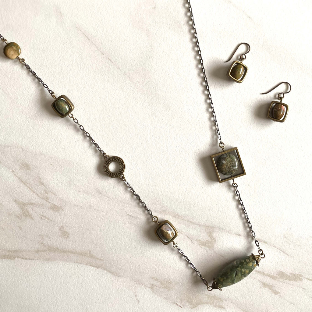 Rhyolite Jewelry Rhyolite Necklace, Rhyolite Earrings, Rhyolite Necklaces, Rhyolite Bracelets