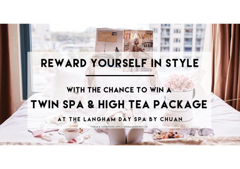 REWARD YOURSELF IN STYLE GIVE AWAY