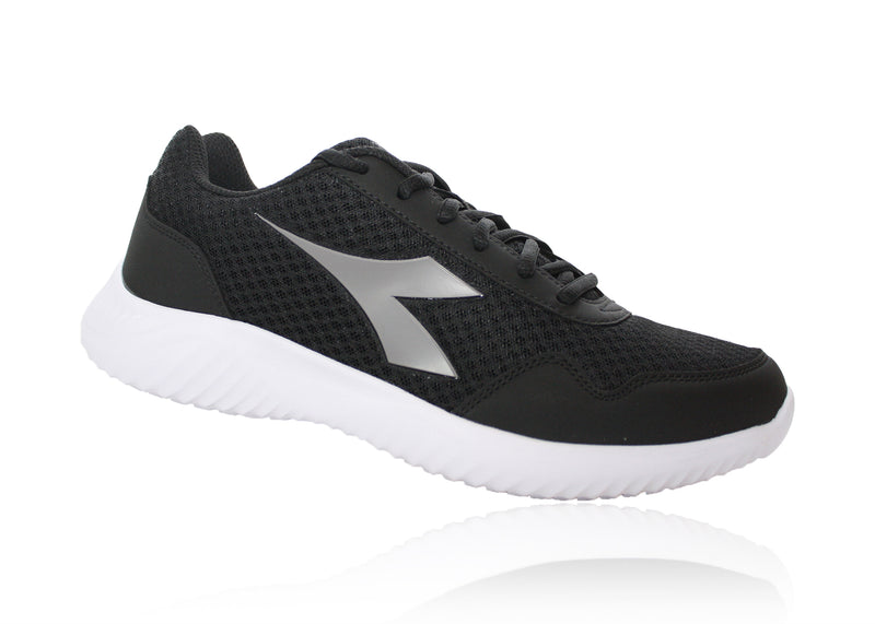 DIADORA ROBIN 2 BLACK/WHITE