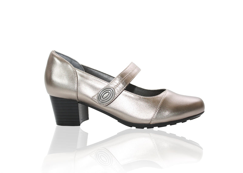 SCHOLL HAMLEY PEWTER | WOMENS SHOES