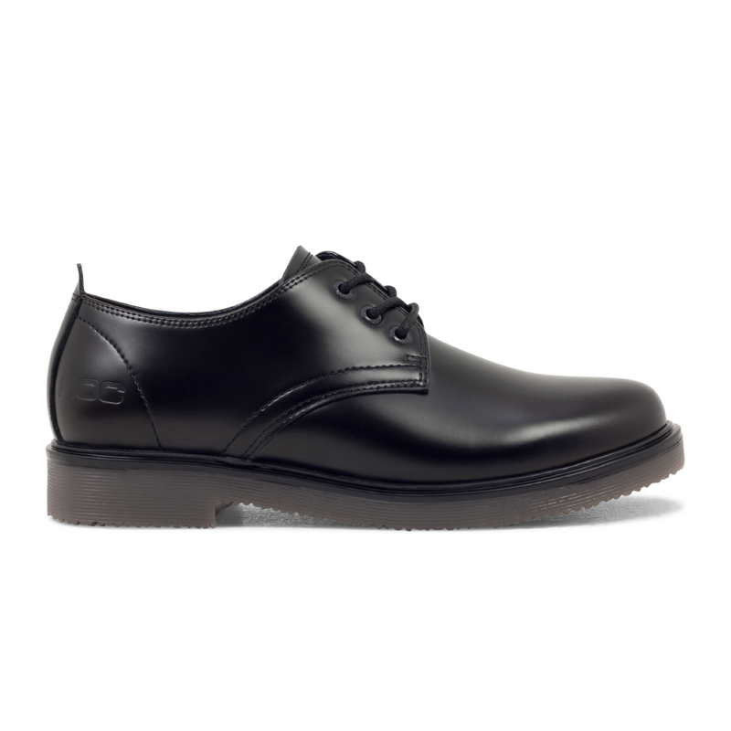 ROC BOOTS LUXE BLACK | SCHOOL SHOES MENTONE