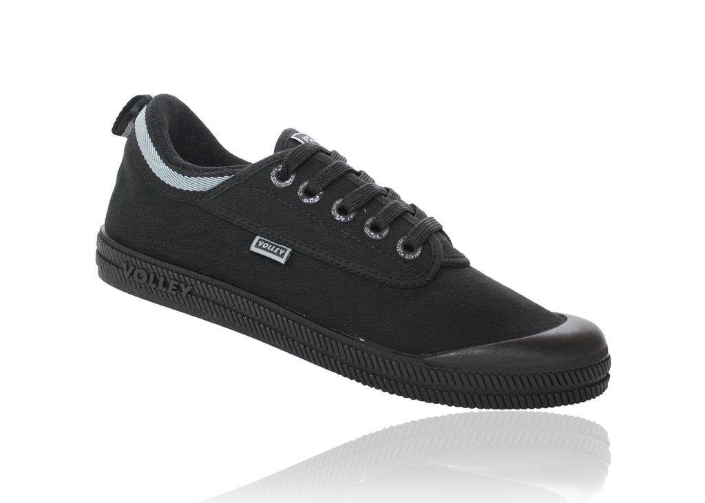 VOLLEY INTERNATIONAL LOW  BLACK/BLACK