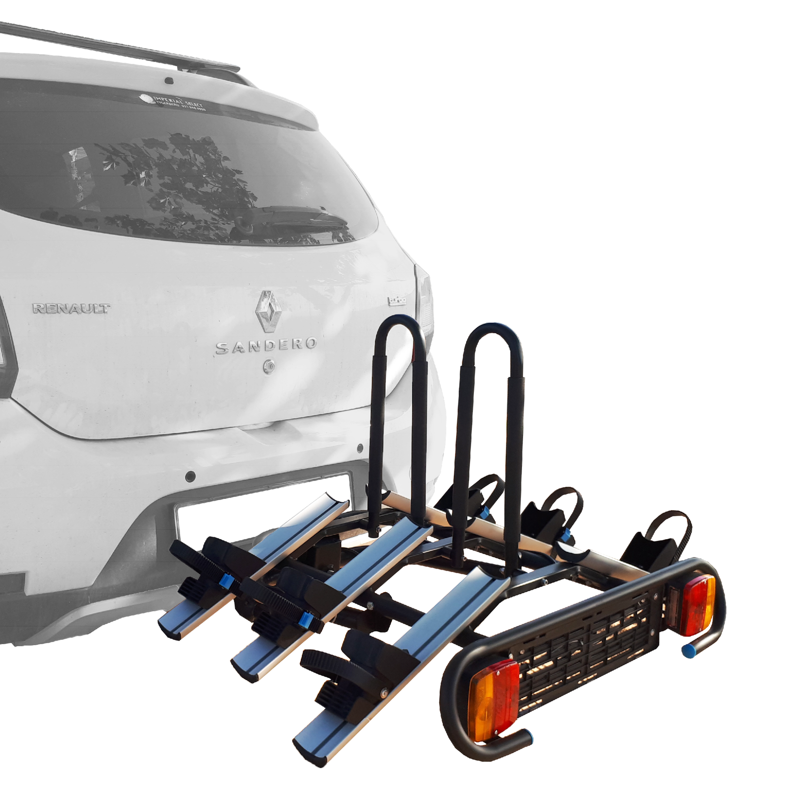 Tilt Platform 3 Bike Carrier