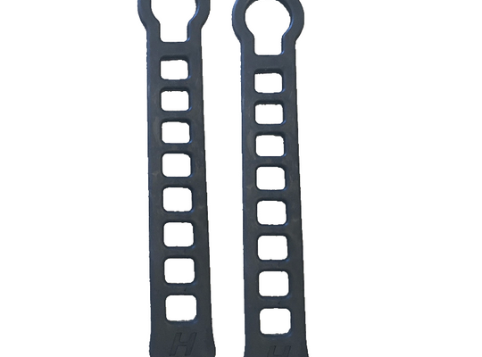 Flexi Clamp Strap - Pair