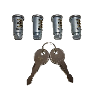 Barrel Lock (Set of 4)