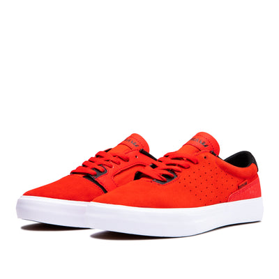 06372-622-M | LIZARD | RISK RED-WHITE