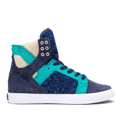 08003-470-M | SKYTOP | NAVY/TEAL-WHITE