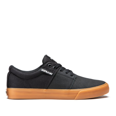 08029-024-M | STACKS II VULC | BLACK TUF-LT GUM