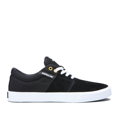 08029-044-M | STACKS II VULC | BLACK/BLACK-WHITE