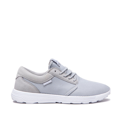 08128-046-M | HAMMER RUN | GREY/WHITE-WHITE