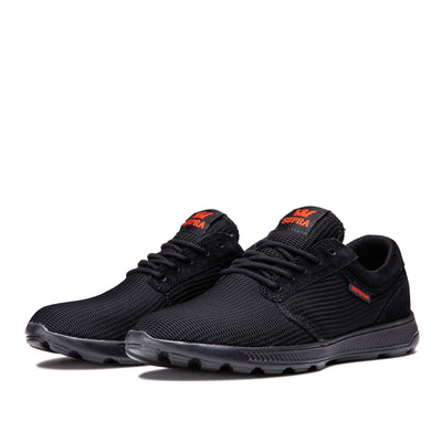 08128-053-M | HAMMER RUN | BLACK/RISK RED-BLACK
