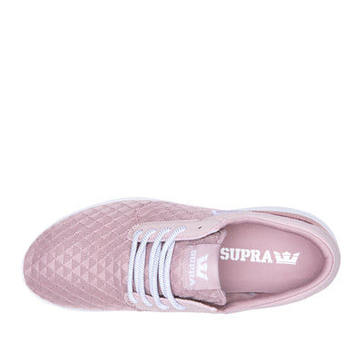 08128-639-M | HAMMER RUN | MAUVE-WHITE