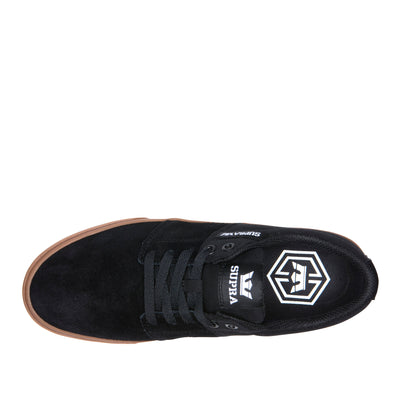 08193-055-M | STACKS II VULC | BLACK - GUM