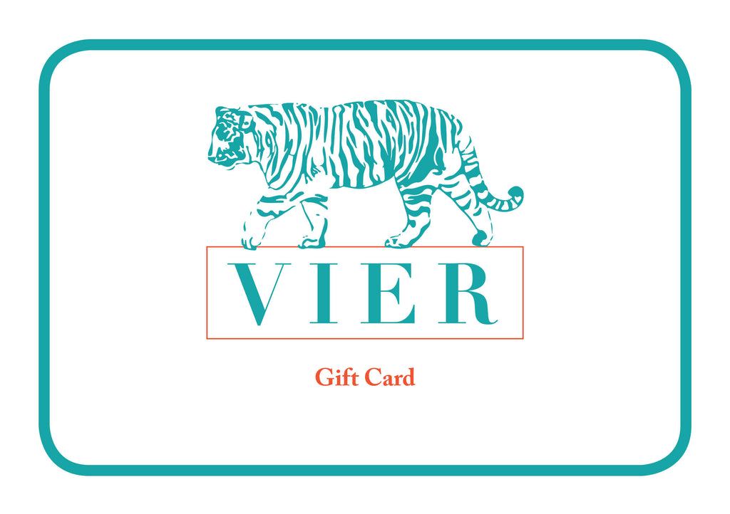 VIER shoes gift card