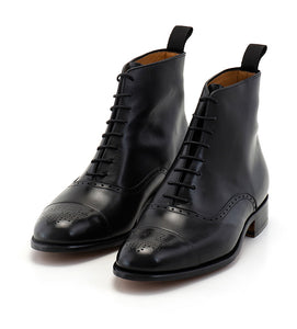 Arcade Straight Boot - Black