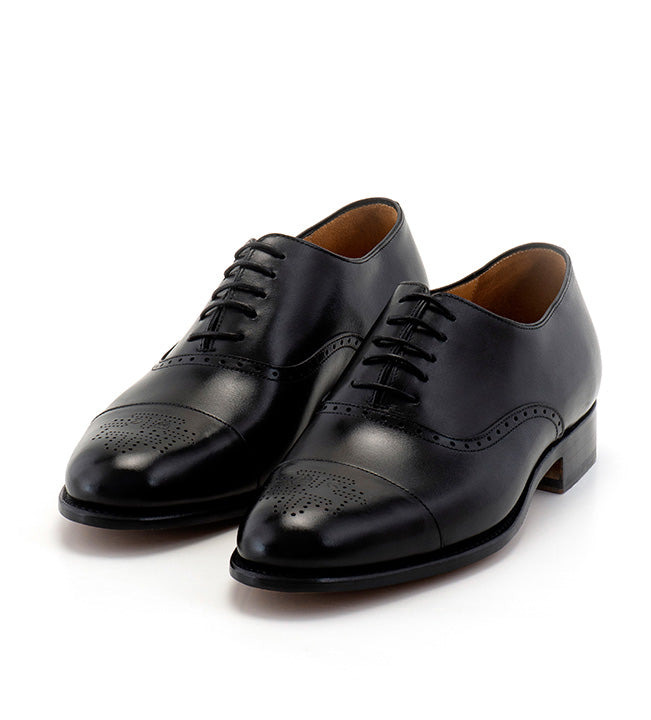 Arcade Straight Shoe - Black