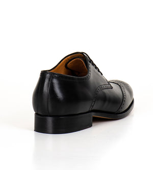 Arcade Wing Shoe - Black