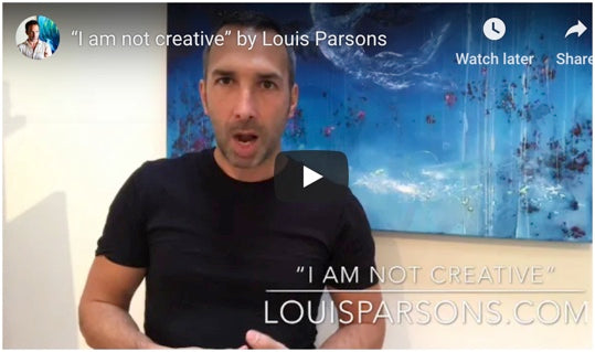 """I Am Not Creative"""