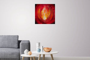 """Fire"" Limited Edition Print"