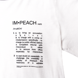 How Do You Define Impeachment T-Shirt