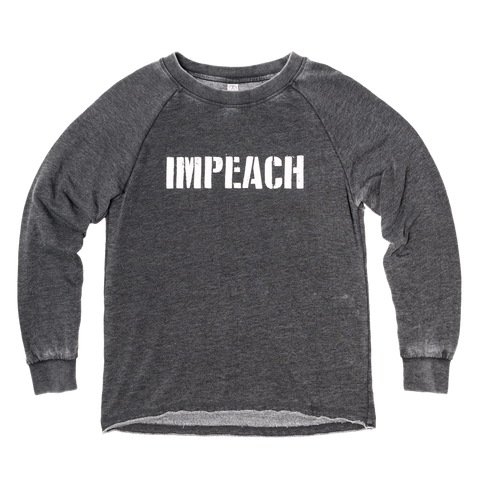 Impeach & Be Warm Sweatshirt