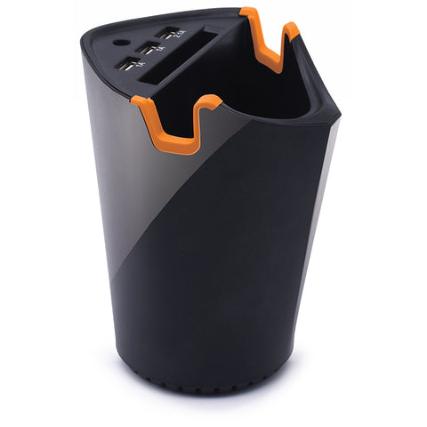 In-car Charging Cup - Black