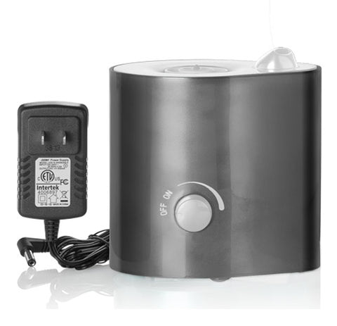 The personal misting humidifier  - Gunmetal