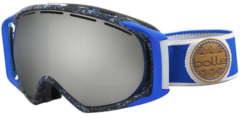 Antiparras Bollé Gravity (Blue and Grey Splatter/ Black Chrome)