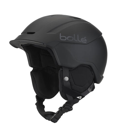 Casco Bollé instinct (Soft Black)