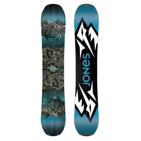 Splitboard Mountain Twin 2018/2019