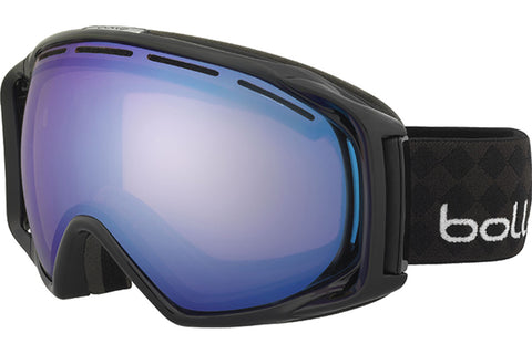 Antiparras Bollé Gravity (2 tone Black/ Modulator vermillon Blue)
