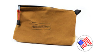 EdgeZip Canvas Pouch