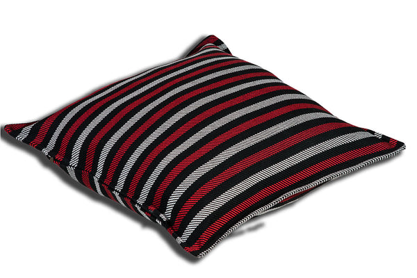 Capri Red Cushion