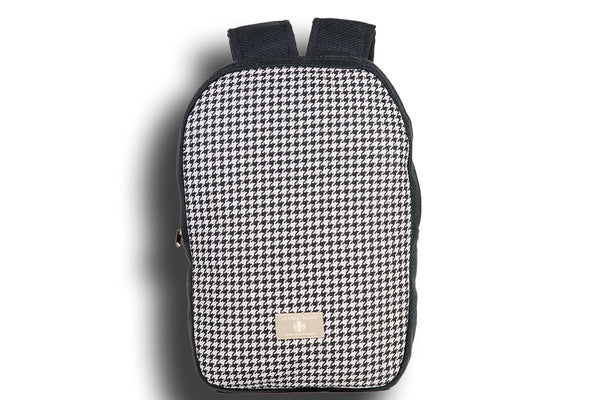 Houndstooth Wild Dove Urban Backpack